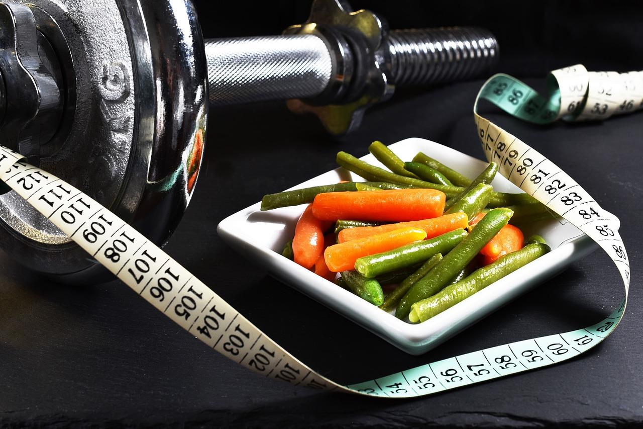 Äta innan träning
