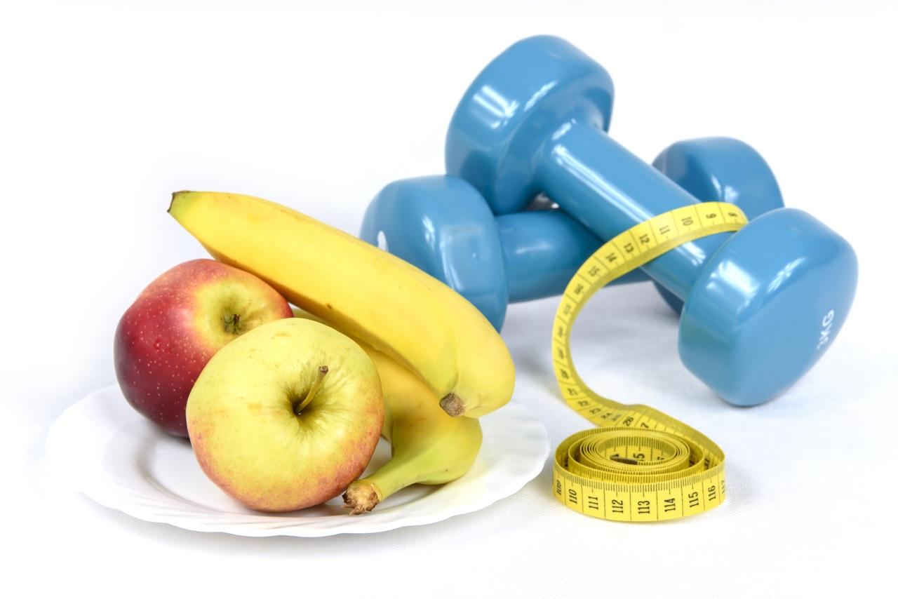 Vilka är de bästa frukterna vid träning?