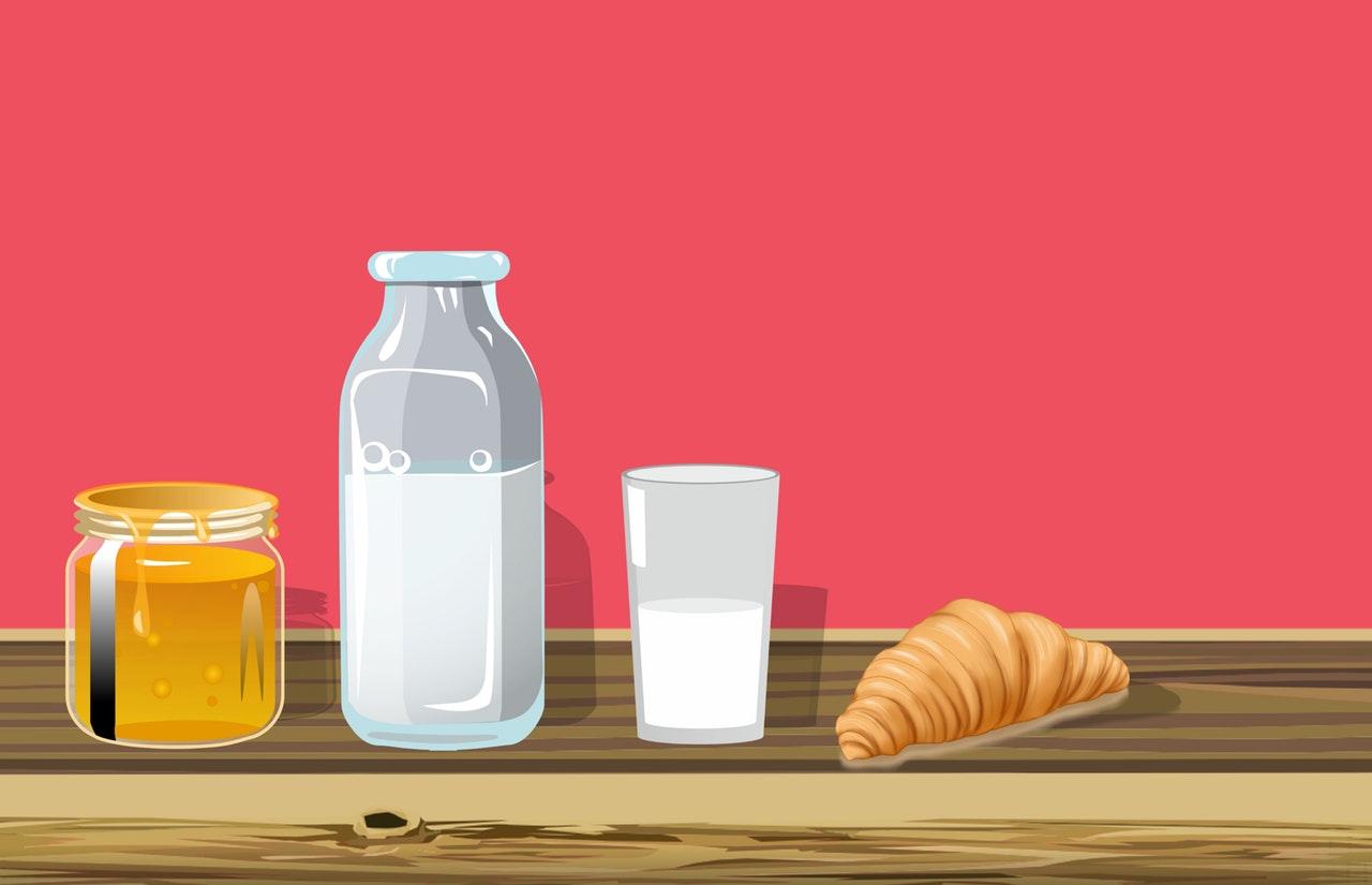 5 myter kring mat då man tränar