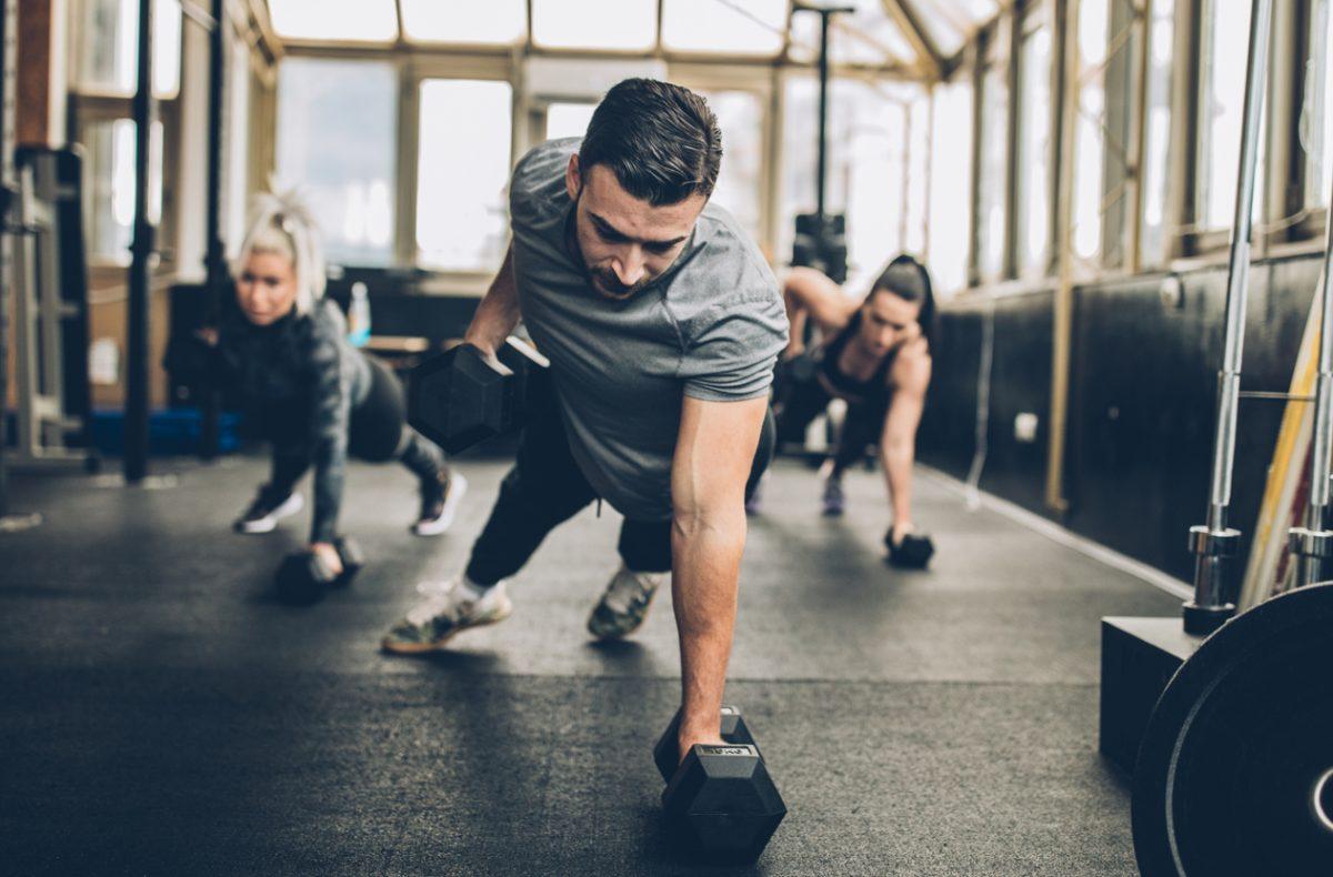 Variation i styrketräningen